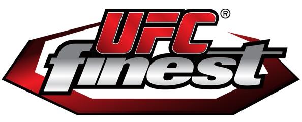 2012 UFC Finest Hits Checklist