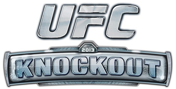2013 UFC MMA Knockout Topps