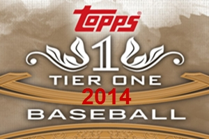 2014 Topps Tier One Checklist