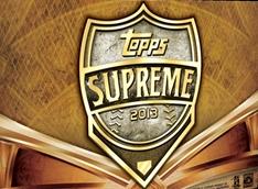 2013 Topps Supreme Asia Checklist