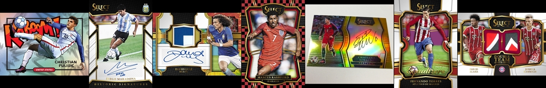 2c8e1d72 2017-18 Select Soccer ✯Group Break Checklists