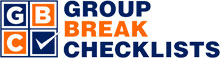 Group Break Checklists