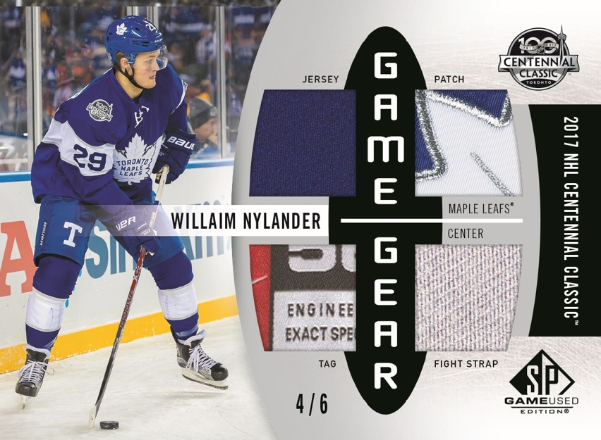 2017-18 SP Game Used Hockey ✯Group Break Checklists 5f68ea519