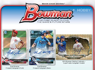 2018 Bowman Talent Pipeline #TP-ATL Ronald Acuna//Mike Soroka//Kyle Wright NM-MT Braves