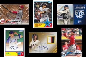 2018 Topps Series 2 Baseball Group Break Checklists