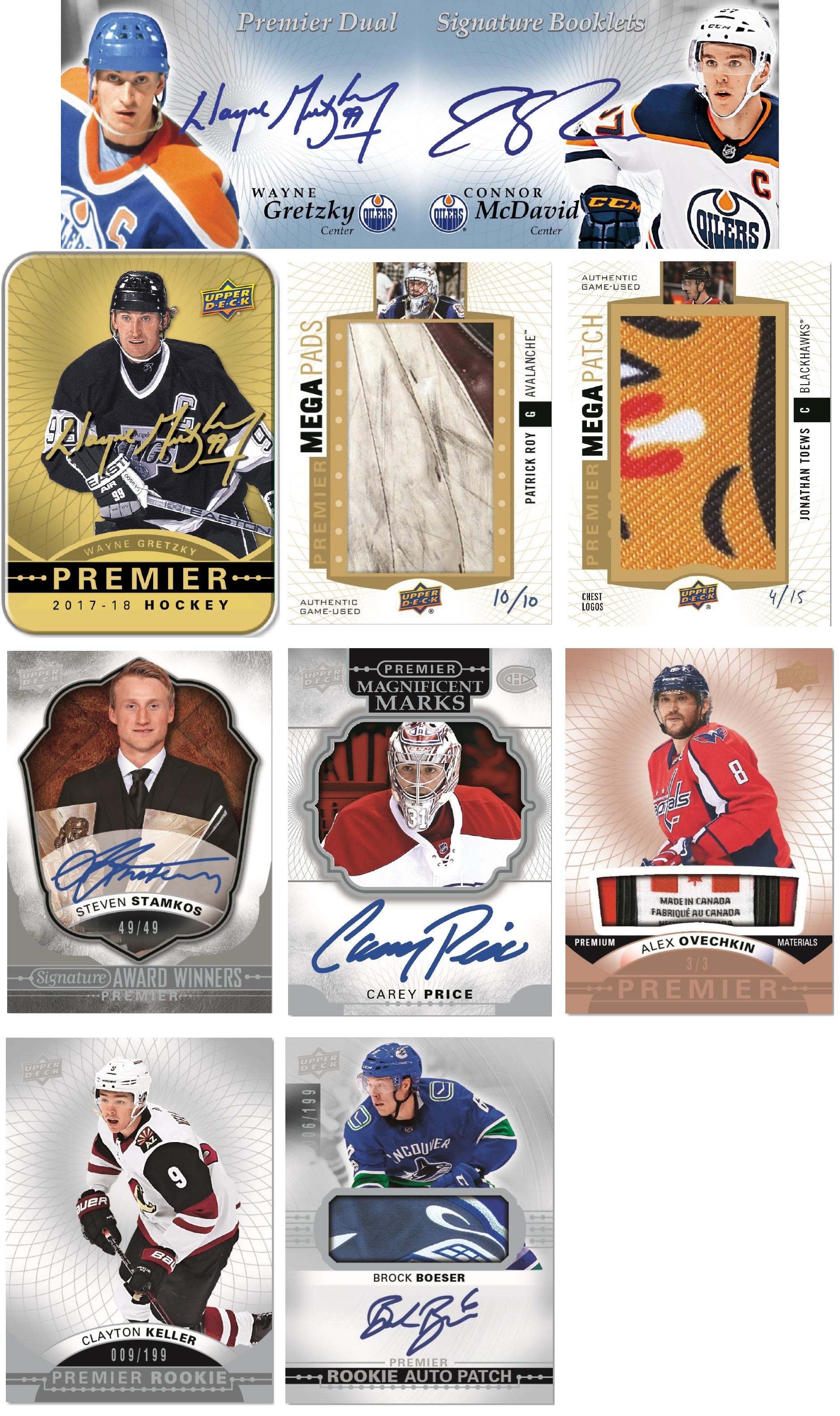 fd62cd4bdde 17/18 UD Premier Hockey – Pricing on Ebay · Hottest Cards on Ebay Here