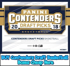 8730b5d6f 18 19 Contenders Draft Basketball – Singles and Box Prices on Ebay ...