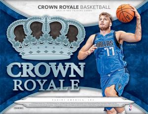 1bdd8d16b Click Below - Buy Hobby Box. 18 19 Panini Crown Royale ...