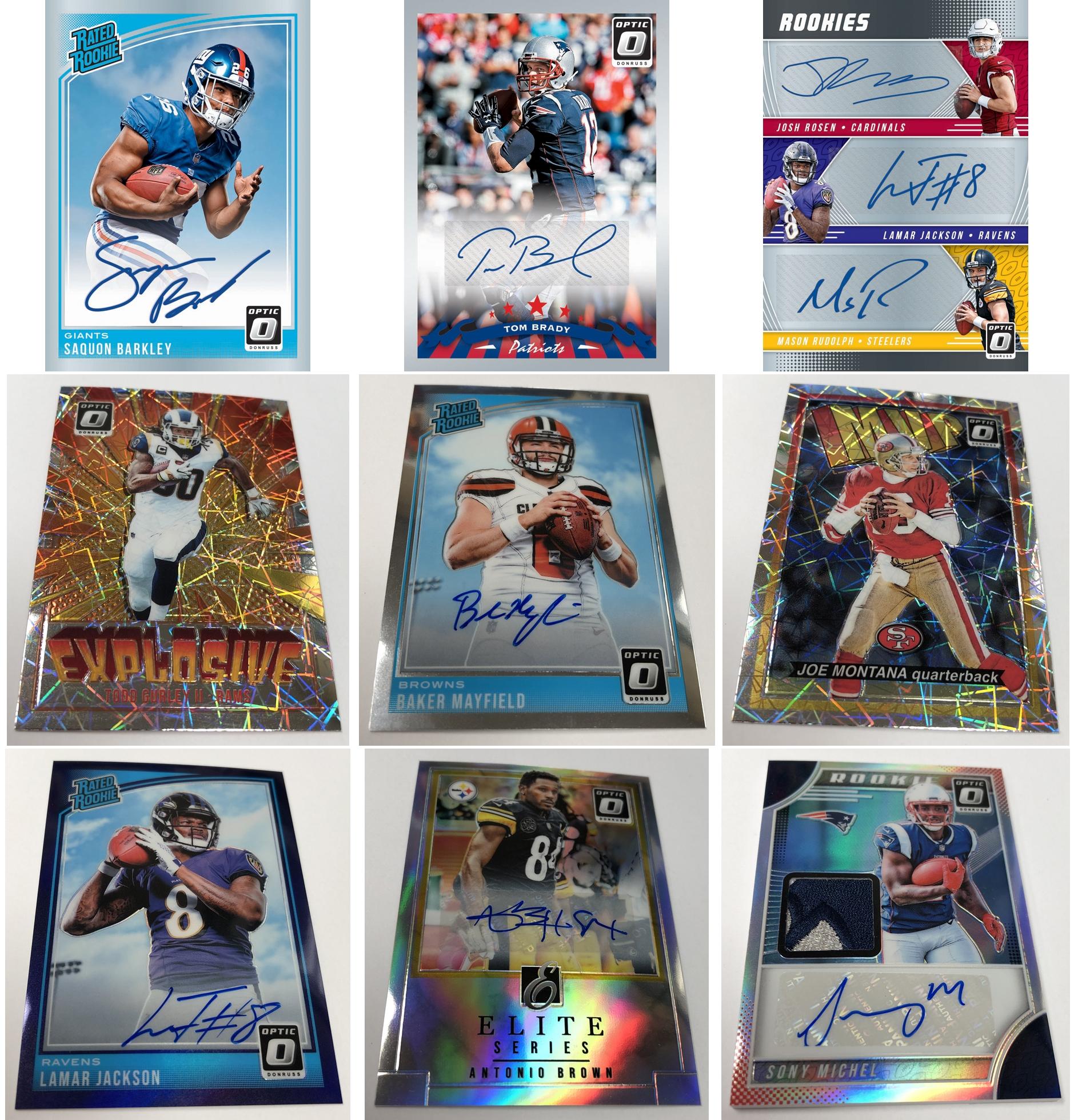 c24017c4a16 Per Case: 12 Boxes, 12 Autos, 960 Cards ...