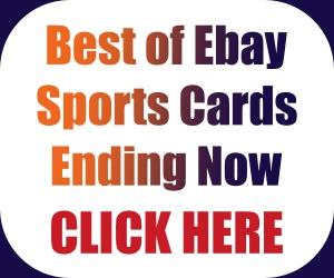 Rare Value Sports Cards Baseball Cards Basketball Football