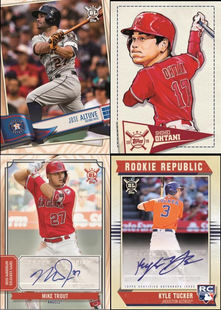 22b79b5fa66 2019 Topps Big League Baseball ✯Group Break Checklists